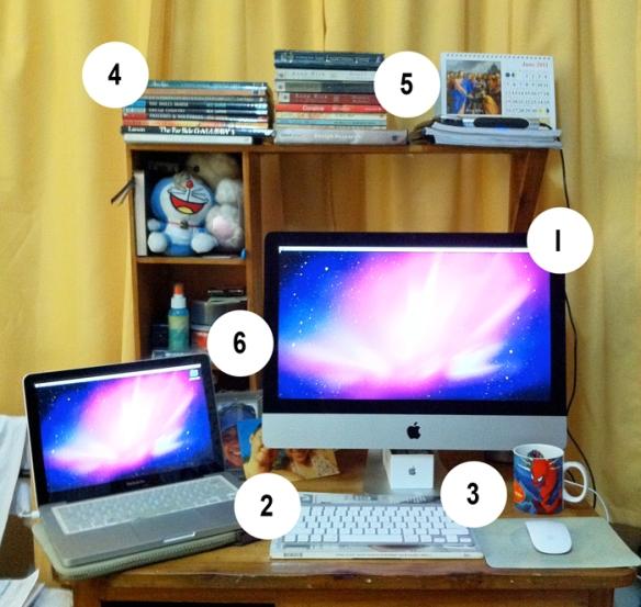 home workstation setup